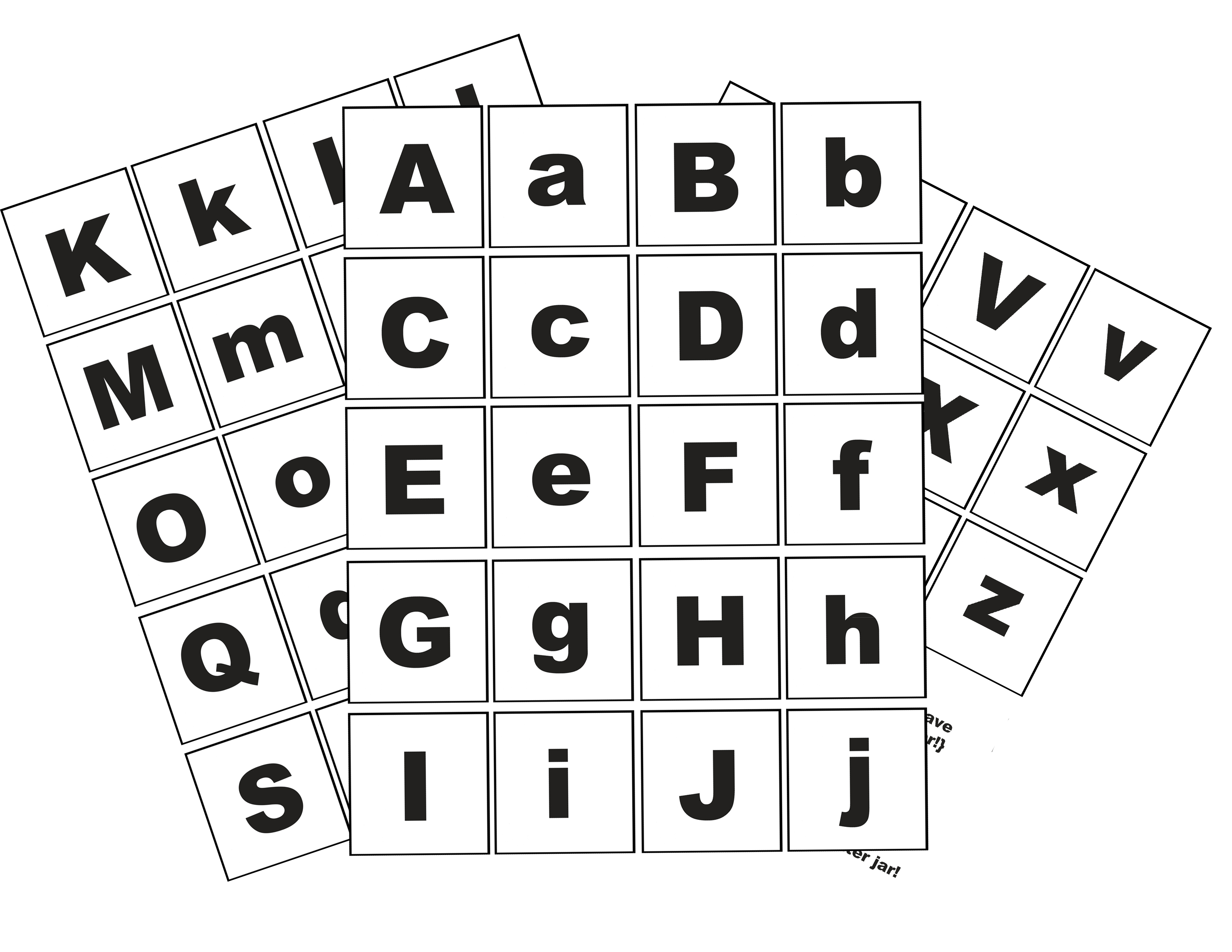 image regarding Letter Tiles Printable referred to as Read through It, Spell It, Generate It Printable