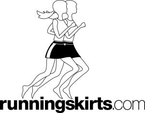 running skirts movie logo