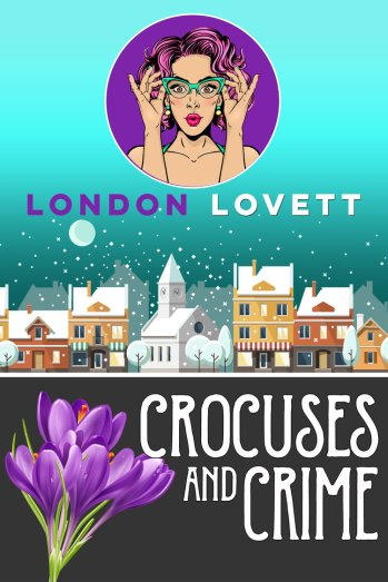 Crocuses and Crime Cover